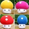 4-pc Cute  Mushroom Pillow Buddy Set