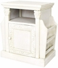 Country Trison Magazine Cabinet