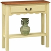 Country Wave Side Table