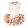 Puppy Angel Floral Angel Tutu Dress