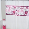 Waterproof Flower Shower Curtain