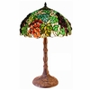 Grape Harvest Tiffany Style Table Lamp