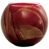 "Esque™ 4"" Cranberry Candle Globe"