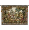 Retour de Chase French  Tapestry