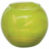 "Esque 4"" Avocado Candle Globe"