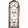 "Cristy 50"" High Arched Metal Wall Art"