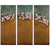 "36"" Hollingworth Set of 3 Metal Wall Art"