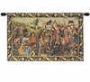 Medieval Winemarket Tapestry