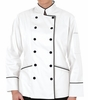 Women's Traditional Fit Chef Coat