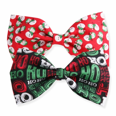 GG Holiday Bow Ties for Dogs