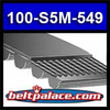 100-S3M-549 SuperTorque® Timing Belt (Metric). 549mm Length, 10mm Wide. 183 Teeth.
