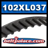 102XL037 Timing belt H/HTD.