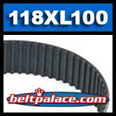 118XL100 Timing belt. Industrial Grade.