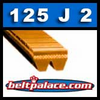 125J2 Poly-V Belt, Metric 2-PJ317 Motor Belt.