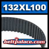 132XL100 Timing belt. Industrial Grade.