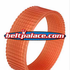 142J10 Poly-V Belt, Metric 10-PJ360 Motor Belt.