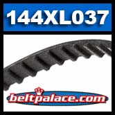 144XL037 Timing belt H/HTD.