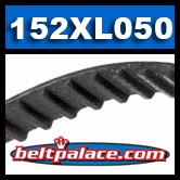 152XL050 Timing belt HTD.