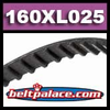 160XL025 Timing belt. Consumer Brand.