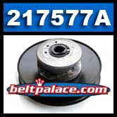 Comet 217557A Secondary Pulley