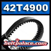 42T4900 Gates™ Kevlar Snowmobile Belt. 36mm x 1242mm. Replaces OEM Arctic Cat belt 0627-014.