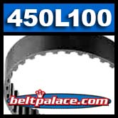 450L100 Timing belt. 450L-100G Timing belt.