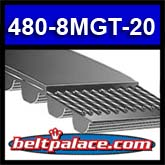 4808MGT20 GATES Timing Belt