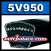 5V950 Narrow 5V Section V-Belt.