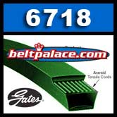 6718 PoweRated V-Belts