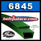 GATES 6845 POWERATED BELT