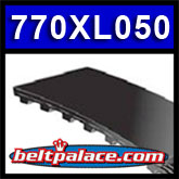 770XL-050 Timing belt. 770XL GATES PowerGrip Timing belt
