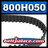 800H050 Timing belt. 800H-050G Timing belt.