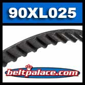 90XL025 Timing belt. Industrial Grade.