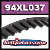94XL037 Timing belt. Consumer Brand.
