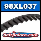 98XL037 Timing belt H/HTD.