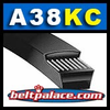 A38KC Belt. UltraPower AG V-Belt A38-KC (Kevlar Cover).