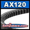 Classical AX120 Industrial V-Belt.