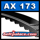 AX173 Cogged V-Belt