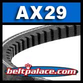 Classical AX29 Industrial V-Belt