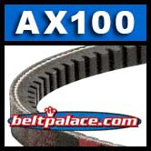 AX98 Bando Power King Cog V Belt. Classical AX98 Industrial V-Belt.