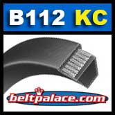 B112KC Ultrapower V Belt. Kevlar B112 Industrial V-Belt.