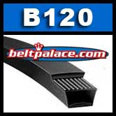 B120 BANDO POWER ACE V-BELTS: B Section