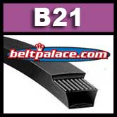 B21 Industrial V-Belt.