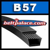 B57 Power King V Belt. Classical B57 Industrial V-Belt.