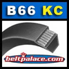 B66-KC Ultrapower V Belt. Kevlar B66 Industrial V-Belt.