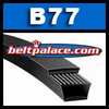B77 POWER ACE V-BELTS: B Section