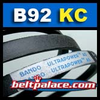 "B92KC V-Belt for Ag, Farm, and Lawn & Garden Equipment use. 92"" Length, 21/32"" Wide. Kevlar Covered HD B92 Belt."