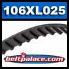 106XL025 Timing belt. Industrial Grade. *CLEARANCE*