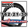 BANDO VS BELT 762x21x30. OEM YAMAHA 5NW-E7641-00-00 belt.