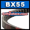 BX55 Molded Notch V-Belt